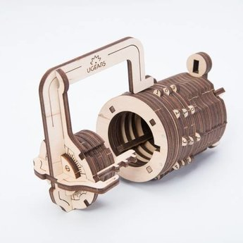 UGears combination Lock