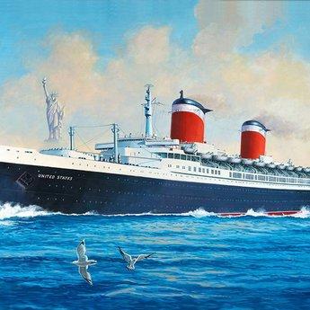 Revell SS United States