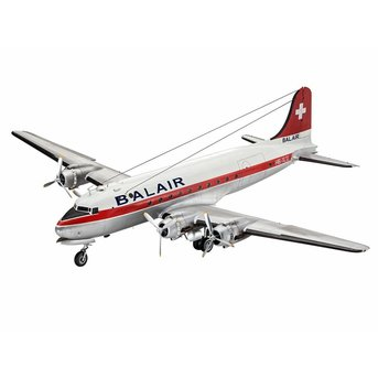 Revell DC-4 Balair / Iceland Airways