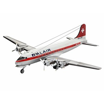 Revell DC 4 Balair / Island Airways
