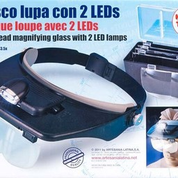 Artesania Latina Magnifier - Head Set