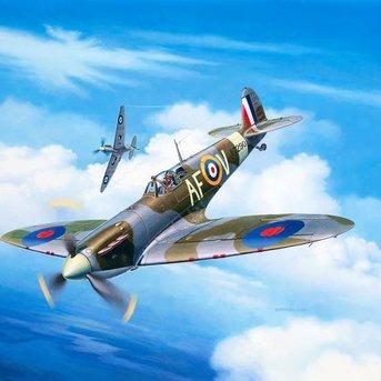 Revell Spitfire Mk. IIa