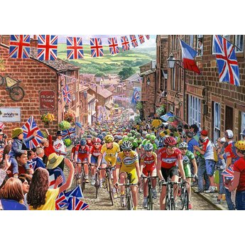 Gibsons Le Tour de Yorkshire