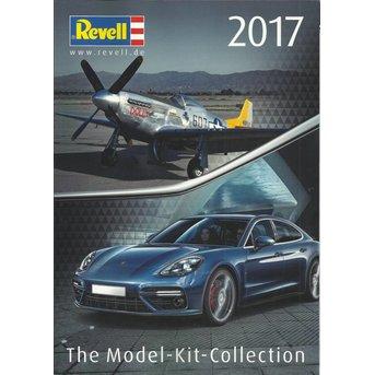 Revell Catalogue 2017