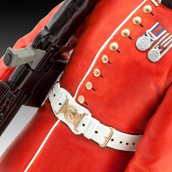 Revell Queen's Guard