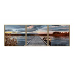 Schipper Sunrise by the Lake