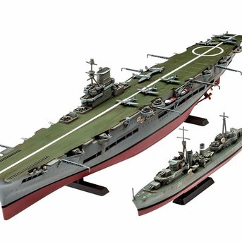 Revell Tribal-Klasse + HMS Ark Royal