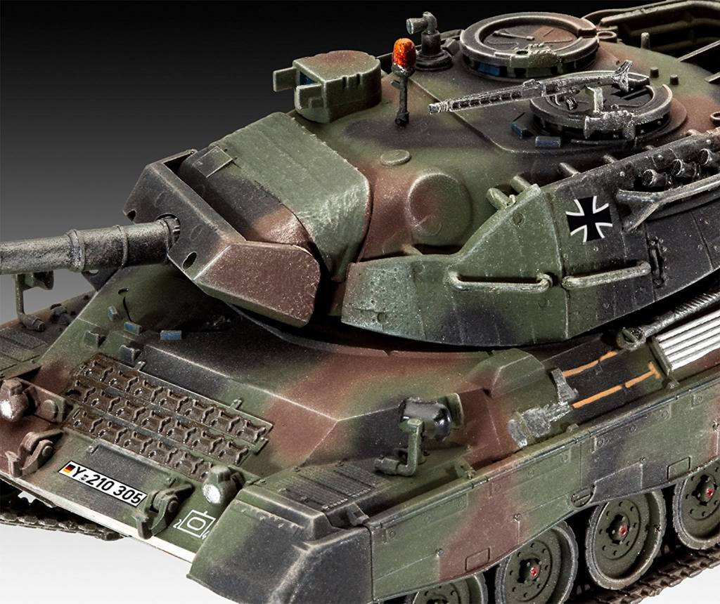 Revell Leopard 1A5 + Biber