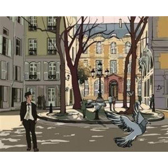 Artventura Parisian Street