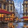 Artventura Nacht in Parijs