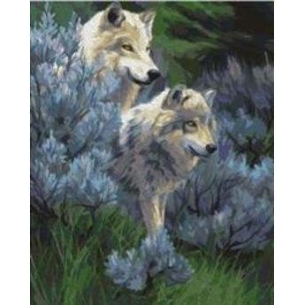 Artventura  Wölfe