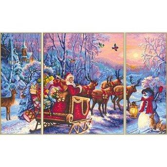 Schipper Weihnachtsmann kommt