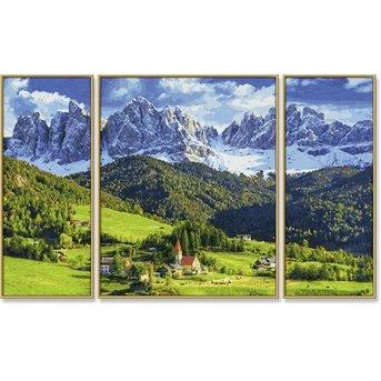 Schipper St. Magdalena in South Tirol