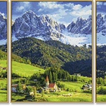 Schipper St. Magdalena in Südtirol