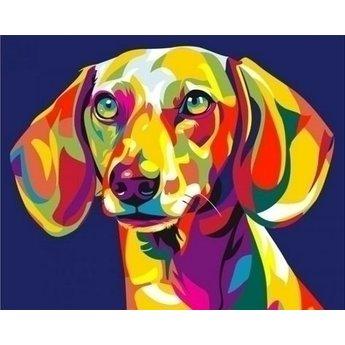 Artventura Rainbow Teckel
