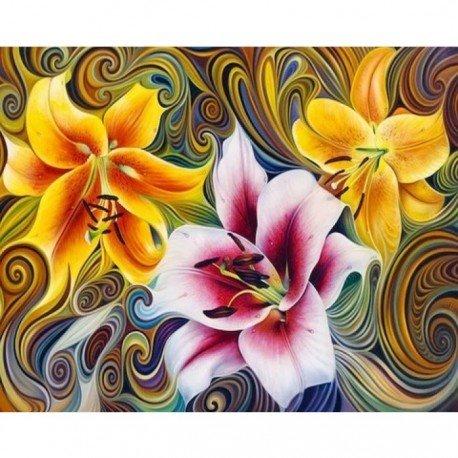 Artibalta Three  Lillies