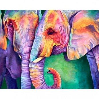 Artibalta Two Elephants