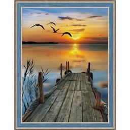 Artibalta Sunset on the Lake