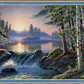 Artibalta Over fast River