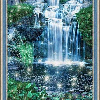 Artibalta Shining Waterfall