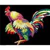 Artventura Rainbow Rooster