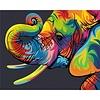 Artventura Rainbow Elephant