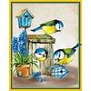 Artibalta Friendly Birds