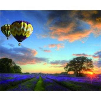 Artibalta Flight in the Baloon