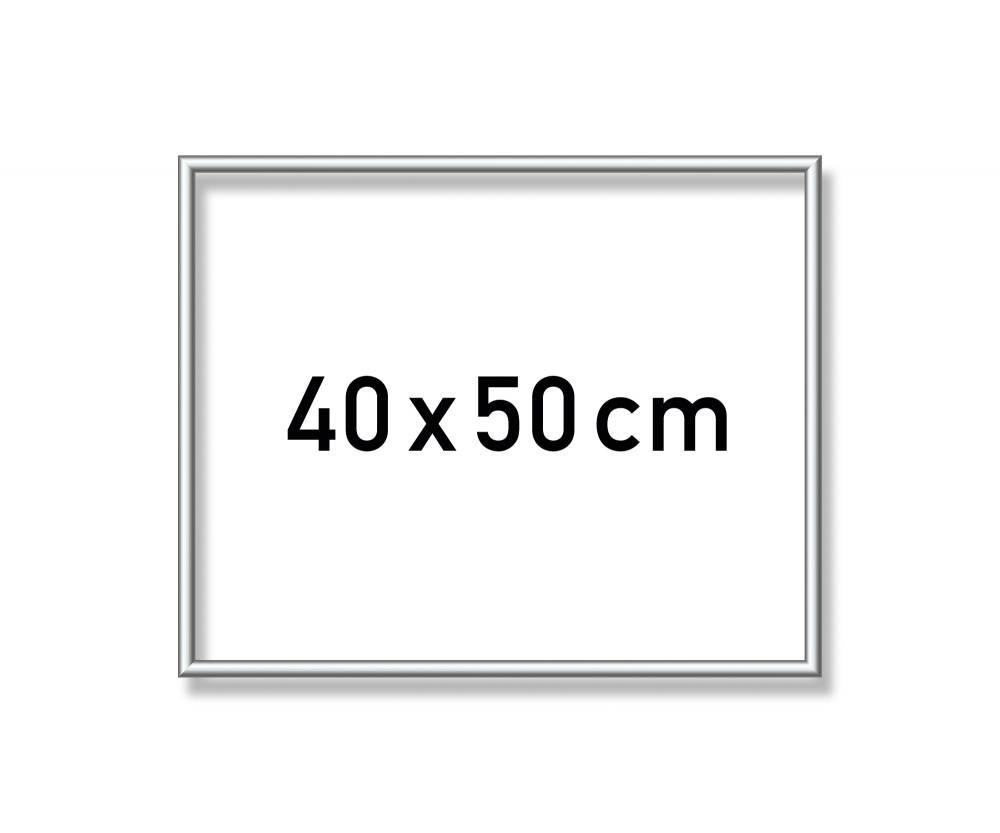 Schipper Aluminium liste- 40 x 50 cm Silber