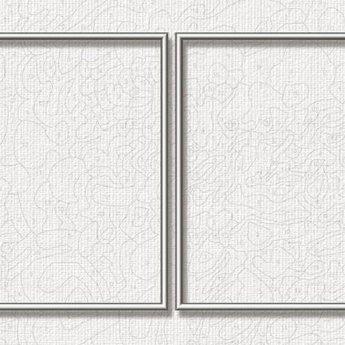 Schipper Aluminum frame - 50 x 80 cm (Diptychon)