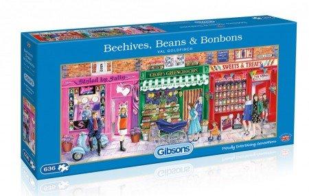 Gibsons Beehives, Beans & Bonbons