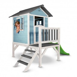 AXI Speelhuis Lodge XL (Caribisch Blauw)