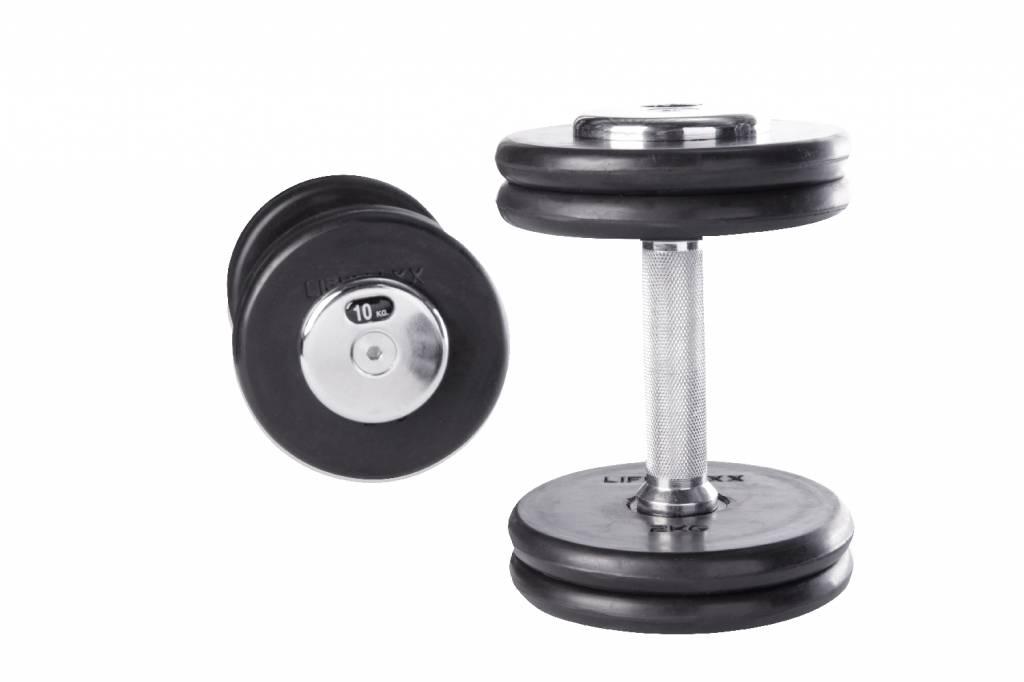 Lifemaxx® LMX75 dumbbellset 2pcs/set (2 - 60kg)