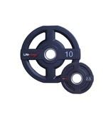 Lifemaxx® LMX73 Lifemaxx PU olympic disc 50 mm (1,25 - 25 kg)