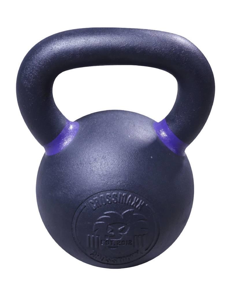 Crossmaxx® LMX93 Crossmaxx® Powdercoated kettlebell (4 - 40 kg)