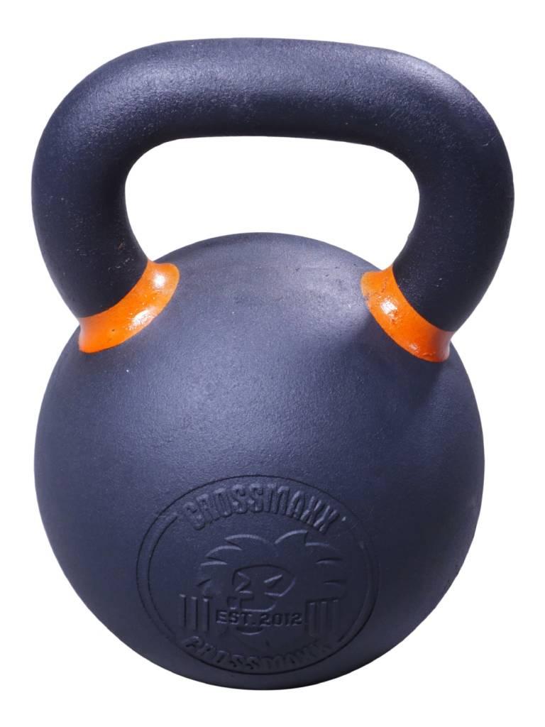 Crossmaxx® LMX93 Crossmaxx® Powdercoated kettlebell (4 - 40kg)