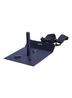 Lifemaxx® LMX1028 Crossmaxx® Sled Compact with harness