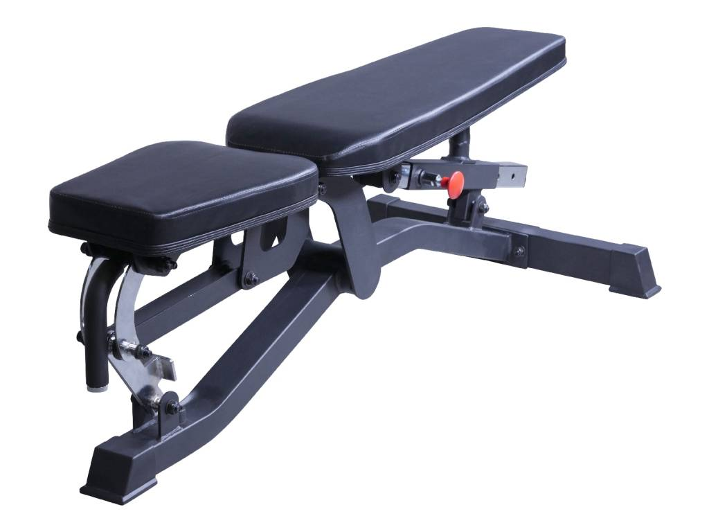Lifemaxx® LMX1055 Adjustable bench (black) (available December/January)