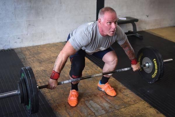 Let's meet: Crossmaxx athlete Dio