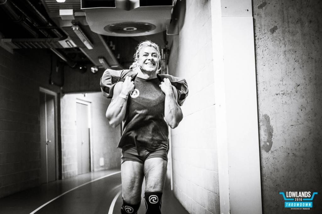 Let's meet: Crossmaxx athlete Marion