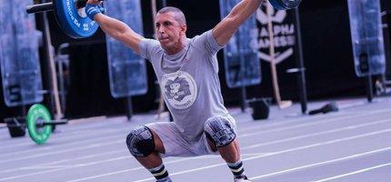Let's meet: Crossmaxx athlete Antonio