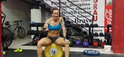Let's meet: Crossmaxx athlete Elia Navarro