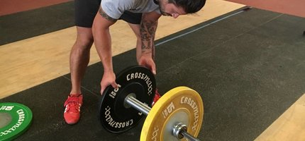 How to unload your Crossmaxx barbell