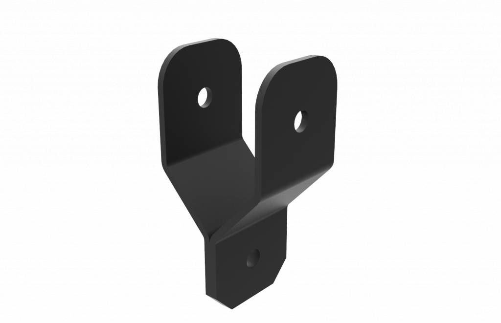 Crossmaxx® LMX1763 Crossmaxx® XL Bracket for Trawler & Crossbar