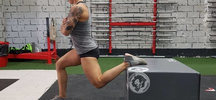 8 plyo box exercises