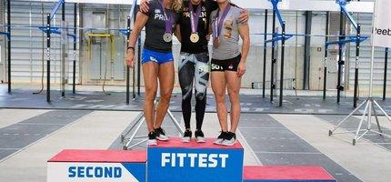 CrossFit Games Recap with Marion