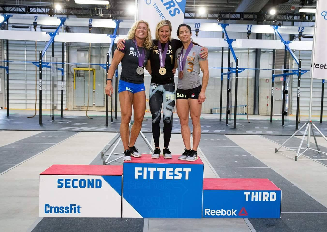 CrossFit Games Recap with Marion
