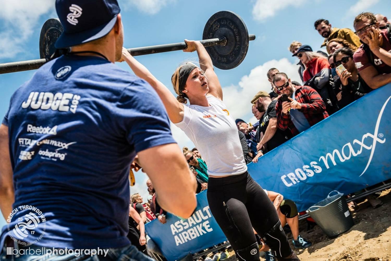 Let's meet: Crossmaxx athlete Isabelle