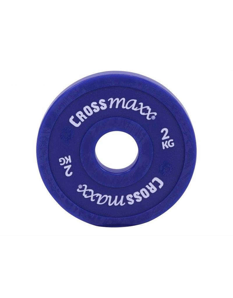 Crossmaxx® LMX95 Crossmaxx® ELITE fractional plates (coloured)