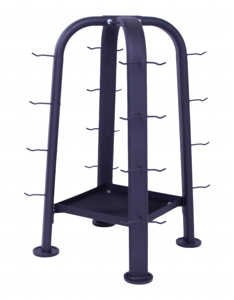 Lifemaxx® LMX1041 Accessory tower (black)